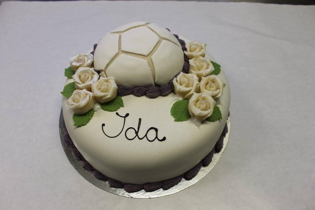 Fotball/Håndballkake